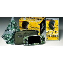 Metal Gear Solid Peace Walker PSP bundles rev..
