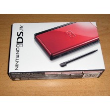 Nintendo DSi Lite Crimson Black..