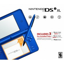 Nintendo DSi XL - Midnight Blue ..