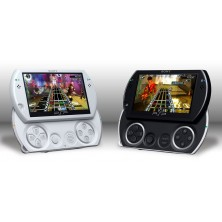 The Sony PSP Go BLACK/WHITE..