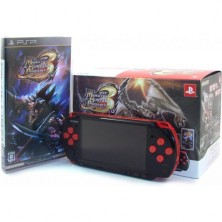 MONSTER HUNTER PORTABLE 3RD SPECIAL MODEL - R..