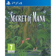 SECRET OF MANA (PS4)..