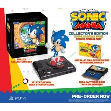 Sonic Mania (Collector's Edition)..