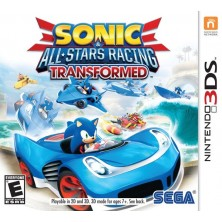 Sonic and All-Stars Racing Transformed (3DS)..