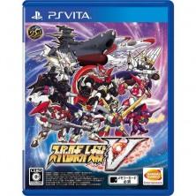Super Robot Wars V (PSVITA)..