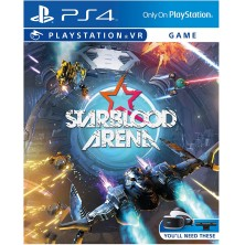 Starblood Arena..