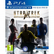 Star Trek: Bridge Crew VR (PSVR)..