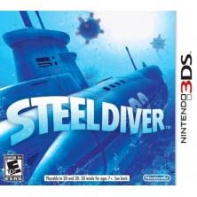 Steel Diver (3DS)..