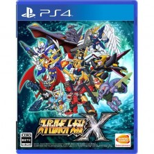 SUPER ROBOT WARS X (PS4)..
