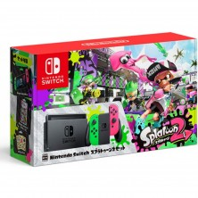 Nintendo Switch Splatoon 2 Bundle Limited Edi..