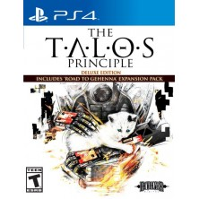 The Talos Principle (PS4)..