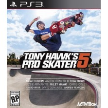 Tony Hawk's Pro Skater 5 (PS3)..