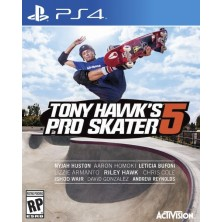 Tony Hawk's Pro Skater 5 (PS4)..