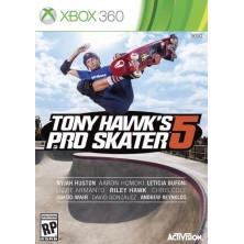 Tony Hawk's Pro Skater 5 (XBOX 360)..
