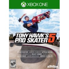 Tony Hawk's Pro Skater 5 (XBOX ONE)..