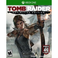 Tomb Raider The Definitive Edition (XBOX ONE)..