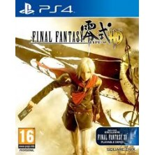 Final Fantasy Type 0..