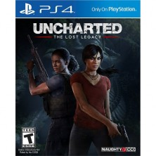 UNCHARTED: THE LOST LEGACY (PS4)..