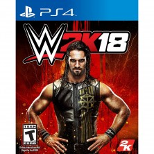 WWE 2K18 (PS4)..