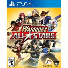 Warriors All Stars (PS4)..