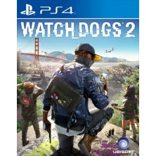 Watch Dogs 2 (PS4)..