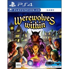 Werewolves Within VR..