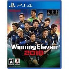 Winning Eleven 2018 (PS4)..