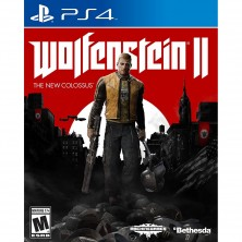 WOLFENSTEIN II: THE NEW COLOSSUS (PS4)..