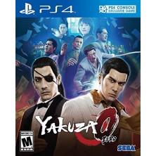 Yakuza Zero (PS4)..